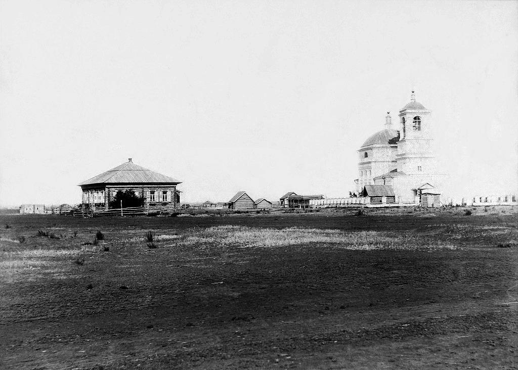 Церковь Петра и Павла, Черёмухово