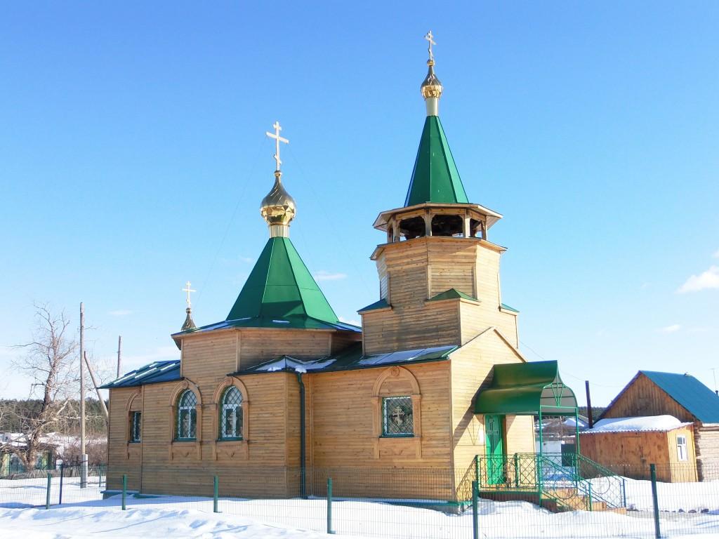 Церковь Савватия Соловецкого, Темляково