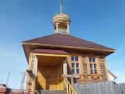 Церковь Спаса Преображения - Каширино - Кетовский район - Курганская область