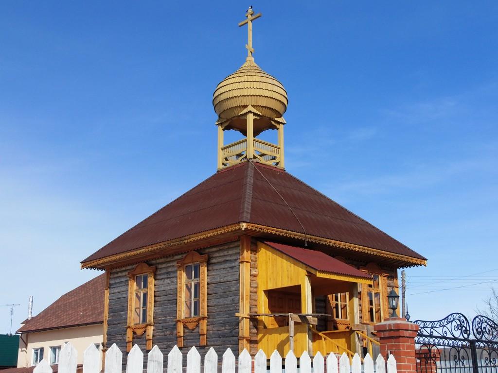Церковь Спаса Преображения, Каширино