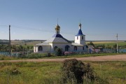 Церковь Богоявления Господня - Лобаски - Ичалковский район - Республика Мордовия