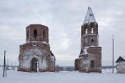 Церковь Владимирской иконы Божией Матери - Бугаево (Бугаевское) - Катайский район - Курганская область