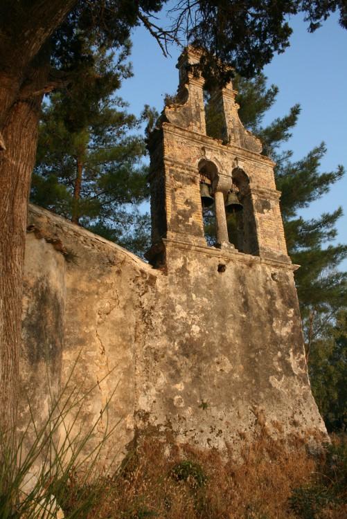 Церковь Николая Чудотворца (?), Керкира (Κέρκυρα), о. Корфу