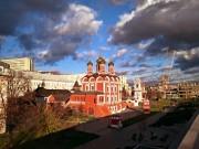 Знаменский монастырь - Москва - Центральный административный округ (ЦАО) - г. Москва