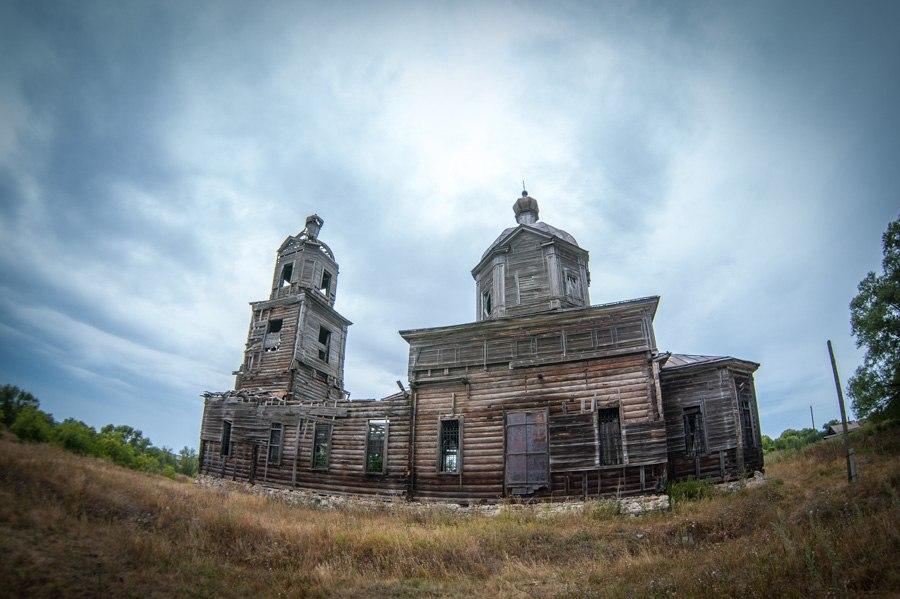 Церковь Троицы Живоначальной, План