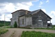 Церковь Николая Чудотворца - Остахино - Шенкурский район - Архангельская область