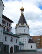 Тольятти. Трёх Святителей при Поволжском православном институте имени святителя Алексия, церковь