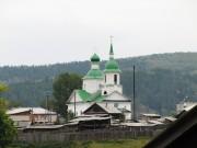 Церковь Николая Чудотворца - Мухоршибирь - Мухоршибирский район - Республика Бурятия