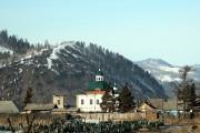 Церковь Богоявления Господня - Ильинка - Прибайкальский район - Республика Бурятия