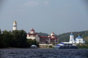 Винновка. Богородичный Казанский мужской монастырь