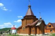 Заволжский Ильинский женский монастырь. Церковь Константина (Сухова) - Подгоры - Волжский район - Самарская область