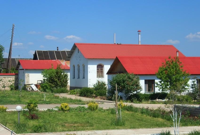 Заволжский Ильинский женский монастырь, Подгоры