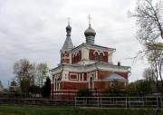 Церковь Вознесения Господня - Лужесно - Витебский район - Беларусь, Витебская область