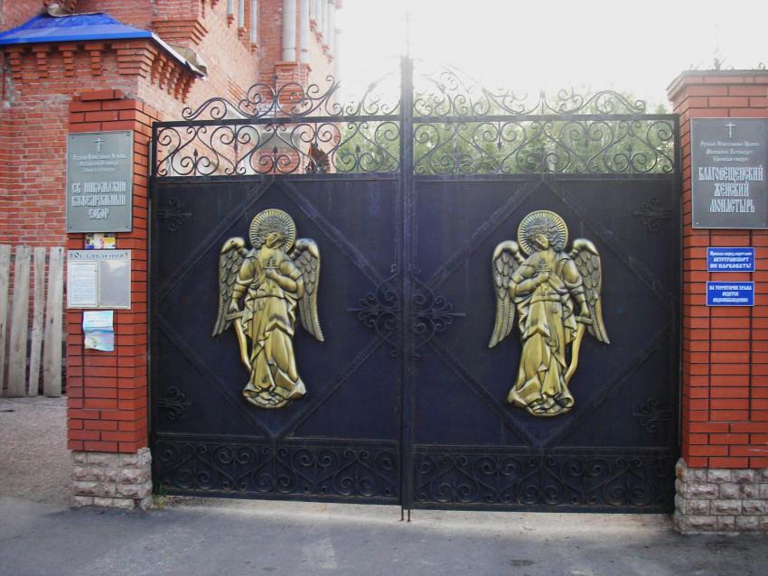 Благовещенский женский монастырь, Стерлитамак