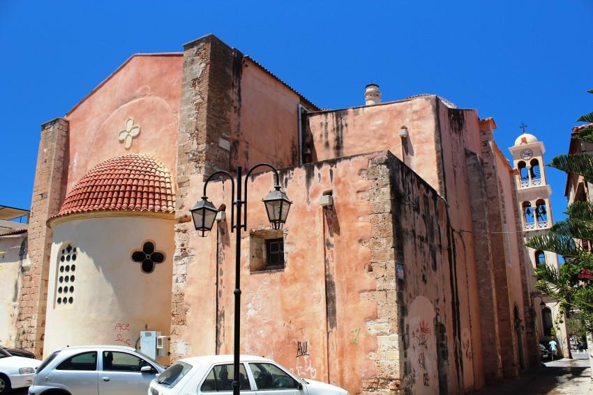 Церковь Николая Чудотворца, Ханья