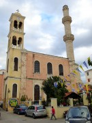 Церковь Николая Чудотворца - Ханья - Крит (Κρήτη) - Греция