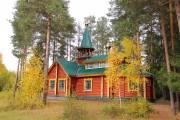 Церковь Ионы Яшезерского - Кварцитный - Прионежский район - Республика Карелия