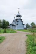 Церковь Илии Пророка - Вокнаволок - Костомукша, город - Республика Карелия