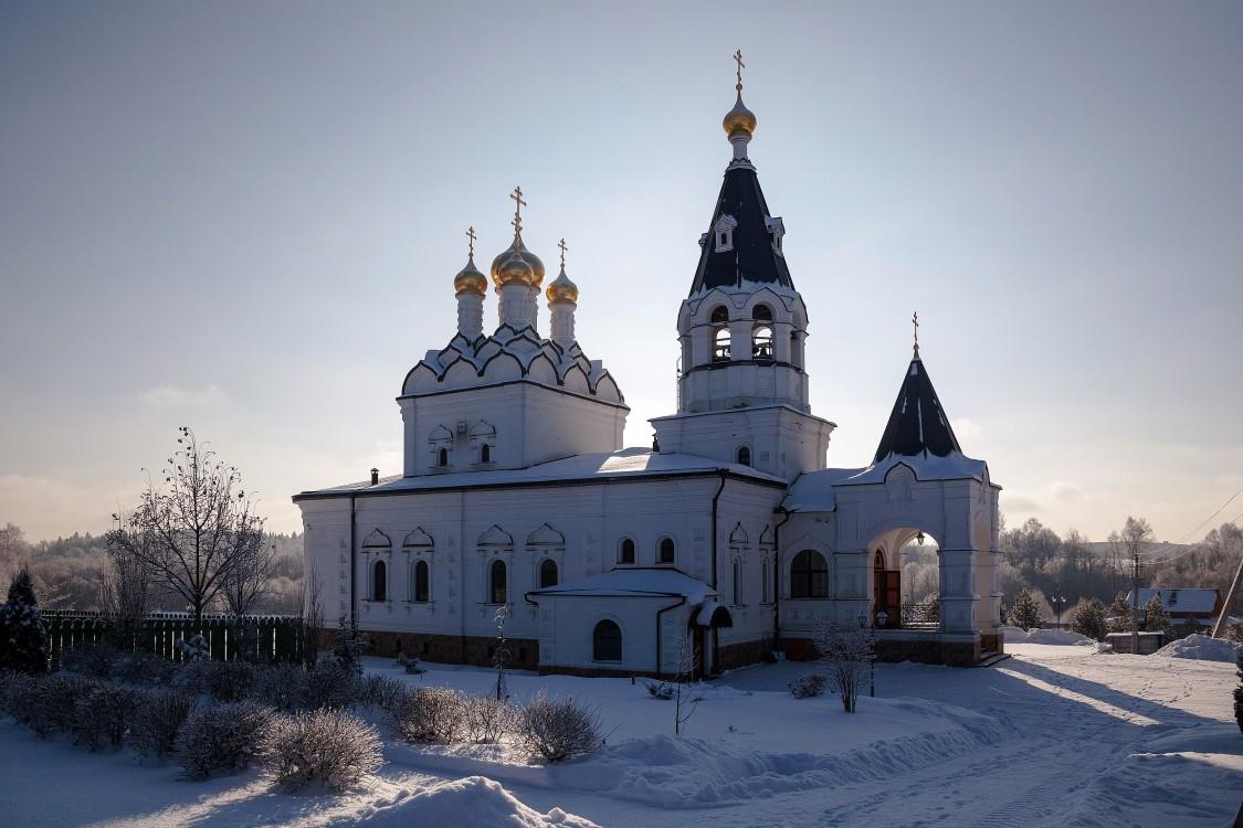 Церковь Рождества Пресвятой Богородицы, Талицы