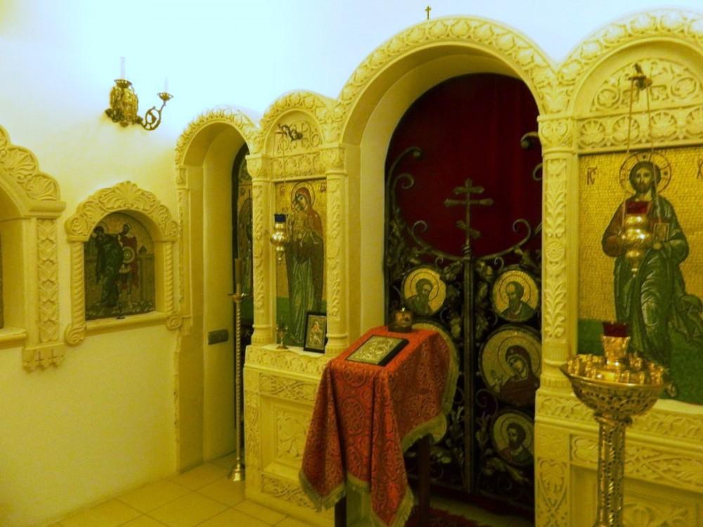 Церковь Димитрия Солунского, Талицы