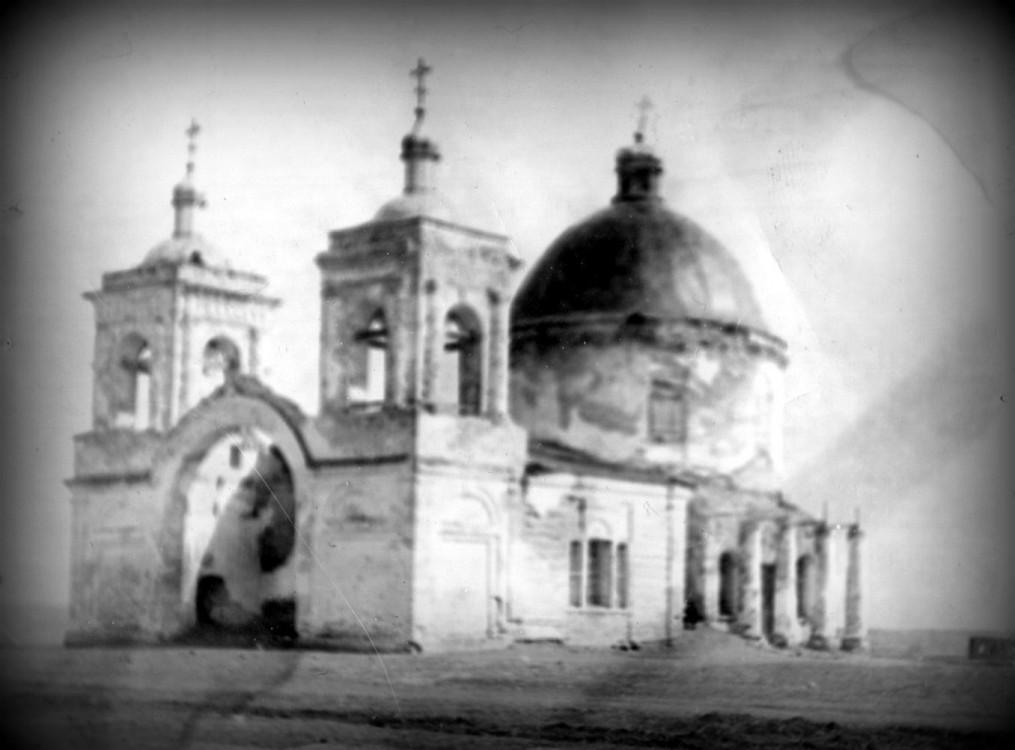 Церковь Владимирской иконы Божией Матери, Старое Никулино