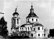 Церковь Михаила Архангела - Шокша - Теньгушевский район - Республика Мордовия
