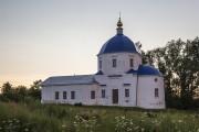 Кондровка. Иерусалимской иконы Божией Матери, церковь