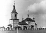 Палаевка. Казанской иконы Божией Матери, церковь
