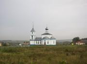 Инсар-Акшино. Покрова Пресвятой Богородицы, церковь