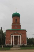 Церковь Троицы Живоначальной - Большая Уча - Можгинский район и г. Можга - Республика Удмуртия