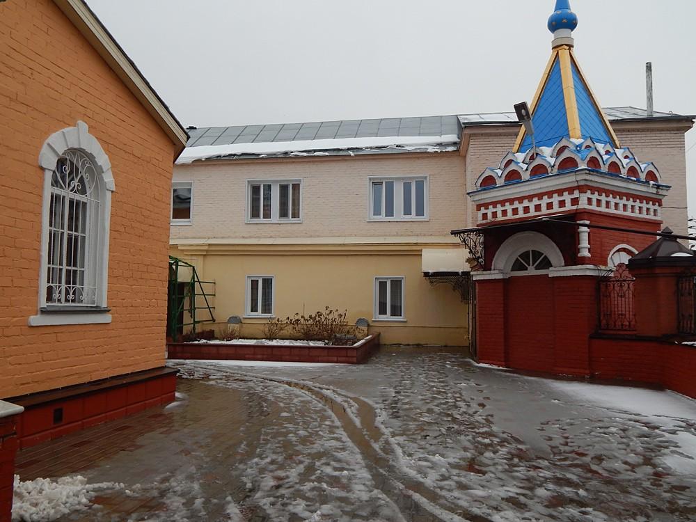 Оренбургская область, Бузулукский район, Бузулук. Тихвинский Богородицкий женский монастырь (новый), фотография. фасады