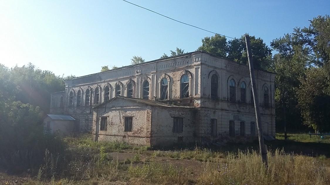 Ключегорский Казанско-Богородицкий монастырь, Таллы