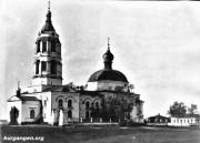 Церковь Троицы Живоначальной - Караси - Юргамышский район - Курганская область