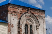 Церковь Покрова Пресвятой Богородицы - Половинное - Целинный район - Курганская область