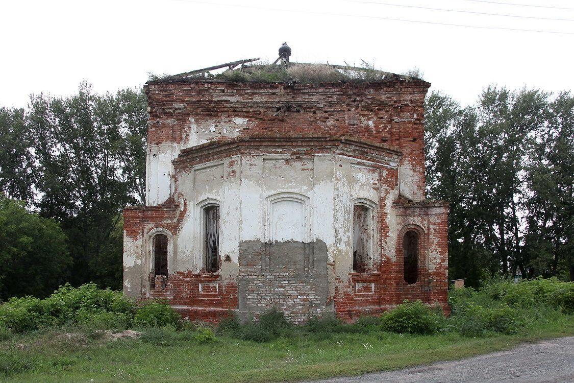 Церковь Николая Чудотворца, Обанино