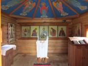 Часовня Диадора Юрьегорского - Гостьнаволок - Пудожский район - Республика Карелия