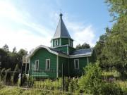 Церковь Входа Господня в Иерусалим - Надвоицы - Сегежский район - Республика Карелия