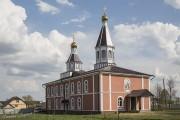 Мордовская Поляна. Николая Чудотворца, церковь