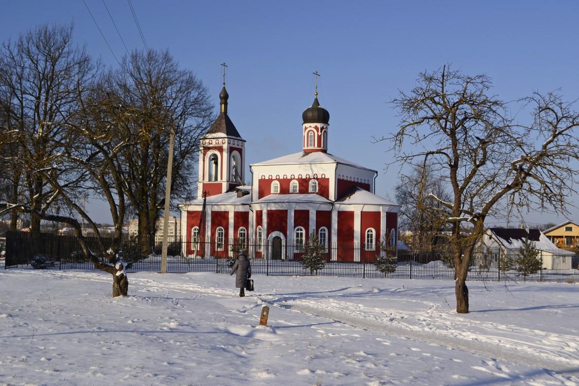 Церковь Владимира равноапостольного, Сафоново