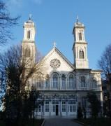 Церковь Троицы Живоначальной - Стамбул - Стамбул - Турция