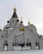 Церковь Кирилла и Мефодия на Дубровке - Москва - Юго-Восточный административный округ (ЮВАО) - г. Москва
