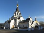 Церковь Кирилла и Мефодия на Дубровке - Южнопортовый - Юго-Восточный административный округ (ЮВАО) - г. Москва