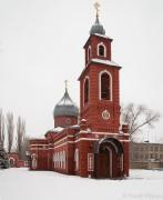 Волгоград. Николая Чудотворца в Сарепте, церковь