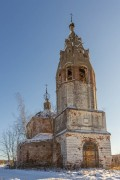Церковь Покрова Пресвятой Богородицы - Брюхово - Ивановский район - Ивановская область