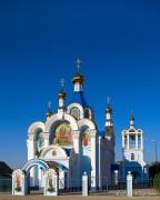 Белореченск. Успения Пресвятой Богородицы, церковь