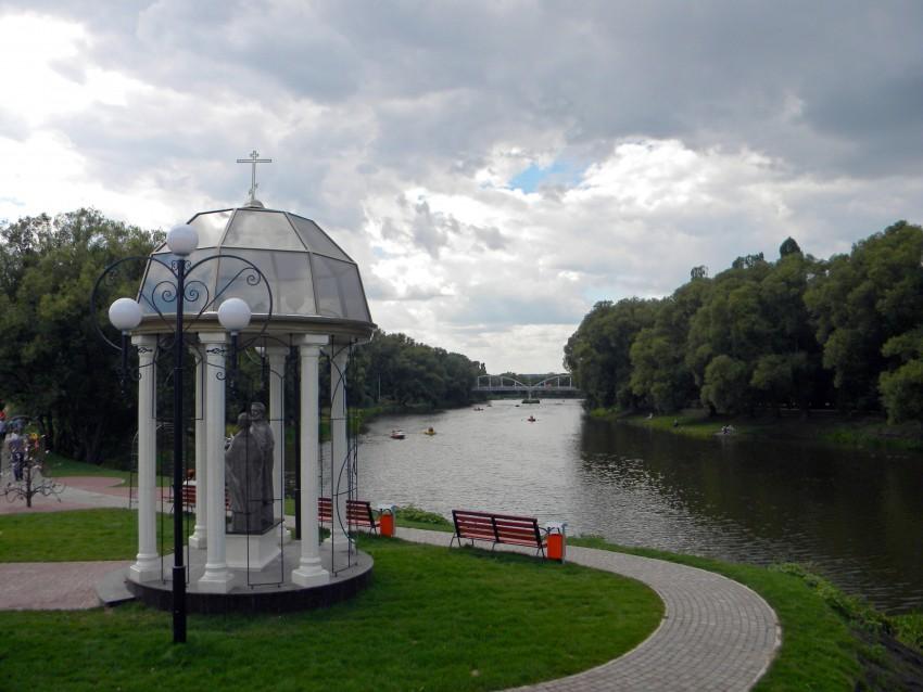 Часовня Петра и Февронии, Белгород