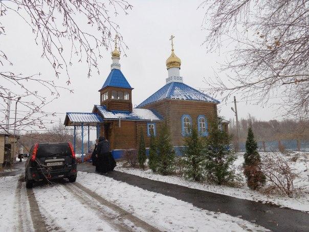 Церковь Покрова Пресвятой Богородицы, Ветютнев