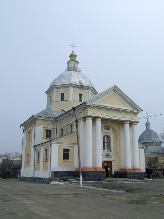 Николаевский Шаргородский мужской монастырь, Шаргород