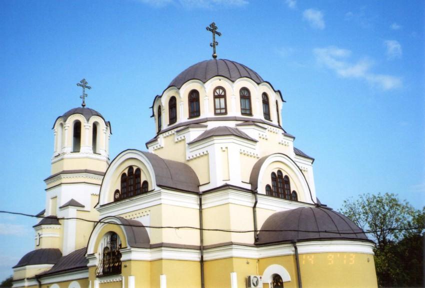Касперовский женский монастырь, Грузско-Ломовка