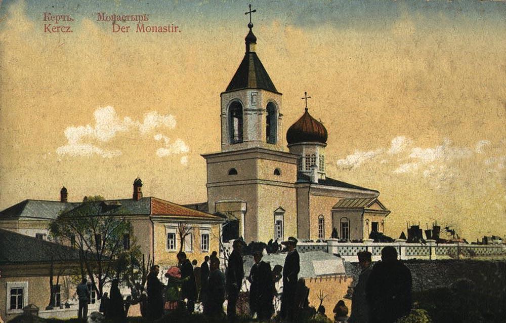 Георгиевский Катерлезский женский монастырь, Войково (Катерлез)